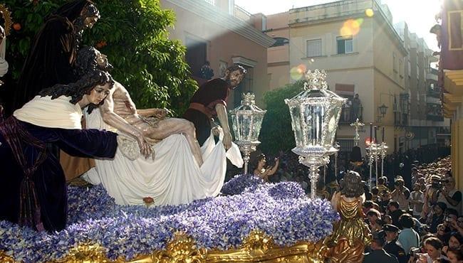 La verdadera historia de la rosa de Santa Marta