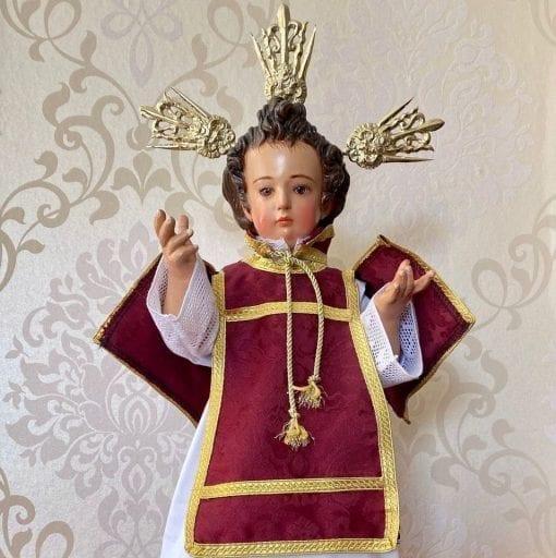 Niño Jesus Montañes La Casa del Cofrade