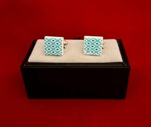 Gemelos cerámica de Triana Regalos Cofrades Tienda Cofrade La Casa Del Cofrade