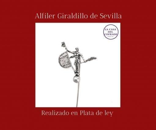 Alfiler Giraldillo de Sevilla