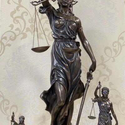 Diosa Justicia. La Casa Del Cofrade