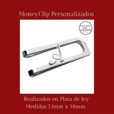 Moneyclips Personalizado