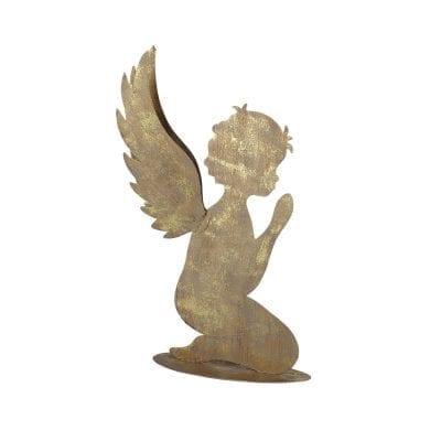 angel arrodillado tienda cofrade
