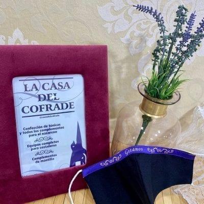 MASCARILLA LOS GITANOS LA CASA DEL COFRADE