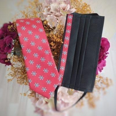 corbata mariquilla roja
