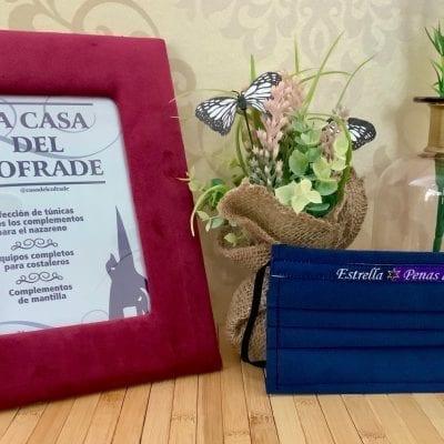 Mascarilla TNT Estrella Penas de Triana La Casa DelCofrade