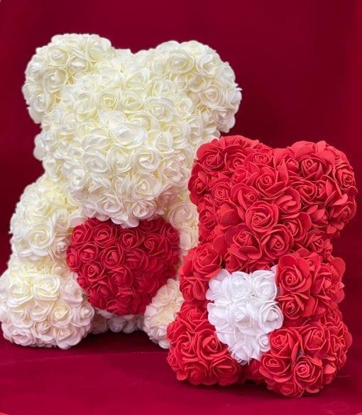 osos amorosos san Valentin