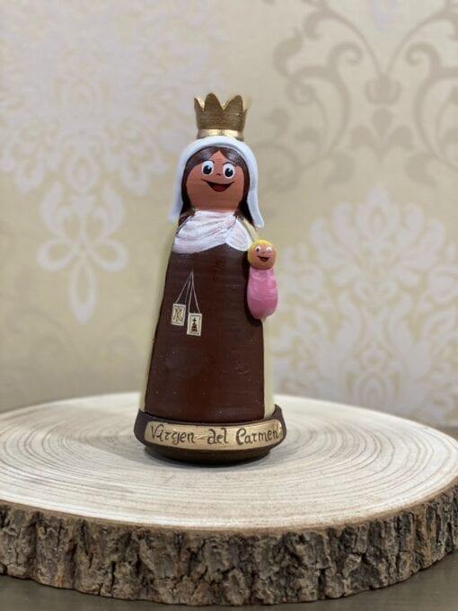 Incensario Virgen del Carmen