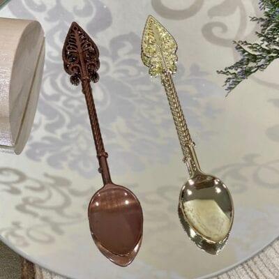 cucharillas para incienso cofrade de triana